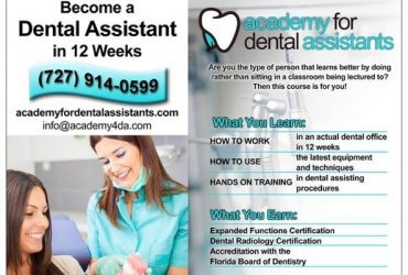 Dental Assistant Training – EFDA & Dental X-ray State Certifications