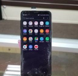 SAMSUNG GALAXY S8 BLACK 64GB **T-MOBILE* – $200 (sunrise)