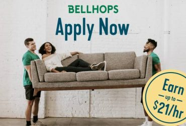 📦🚛Make up to $21 per hour as a mover for Bellhops Moving 📦 (& Build Your Own Schedule)