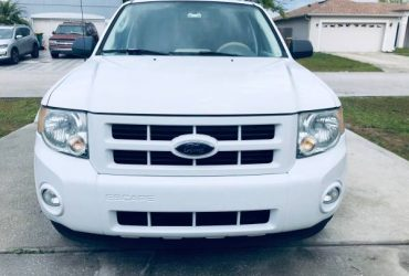 Ford Escape Hybrid – $8600 (Kissimmee)