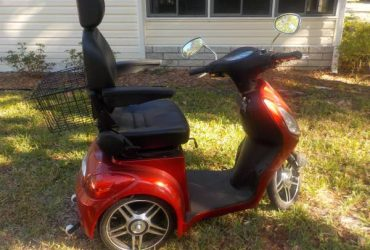 Mobility Scooter – $950 (Winter Garden Hyde Park)
