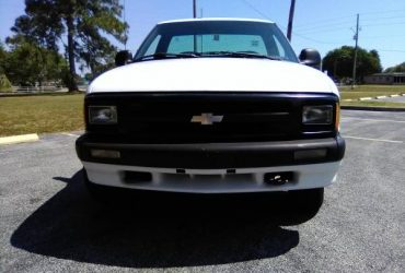 1994 Chevrolet S-10 4×4 – $1500 (st. petersburg)