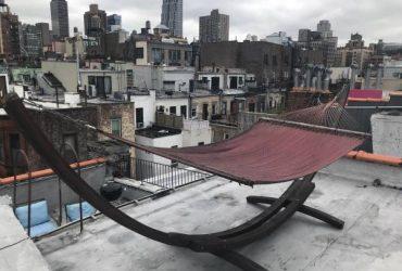 FREE Hammock (Upper West Side)