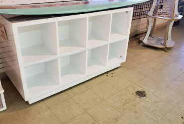 Store fixtures, shelves, displays, hangers, and more (Houston)