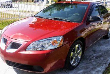 2009 PONTIAC G6 3.5L 786 385 1293 – $2900 (Miamigardens)