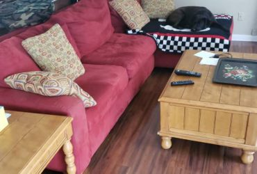 FREE 10 Foot two-piece couch (Maitland)