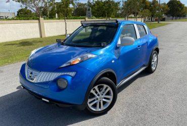 2012 Nissan Juke Clean Title Low Miles – $5495 (Miami)