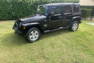 2008 Jeep Wrangler Sahara Unlimited 4×4 – $11500 (CORAL GABLES)