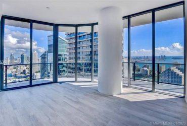 $4000 / 3br – 1510ft2 – HighFLOOR 3 Bedroom 3.5 Bath / 2 Parking *BRICKELL HEIGHTS* (Brickell)