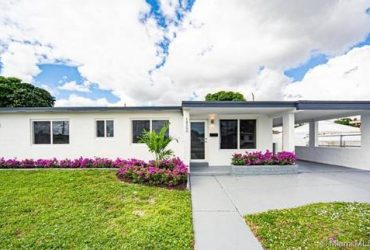 $340000 Beautiful Remodeled Home (Miami Gardens)