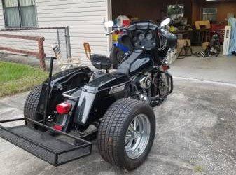 2002 HARLEY 3 WHEELER (Handicap Accesible) – $12995 (Orlando)