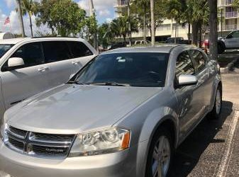 DODGE AVENGER 2011 – SILVER – NO PROBLEMS AT ALL! – *NOT A DEALERSHIP* – $5500 (Miami Beach)