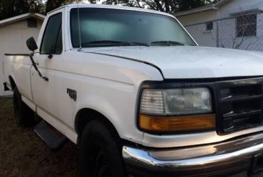 97 f250 7.3l powerstroke – $2000 (St.petersburg)