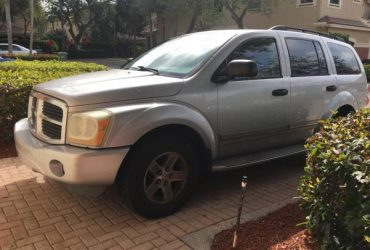 2005 Dodge Durango Limited 5.7 Hemi – $3000 (Weston)