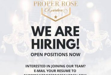 Looking for all positions in brand new restaurant (Katy)