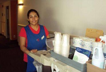 ***Hotel Housekeeping – servicio de limpieza*** (Motel 6 – Georgetown)