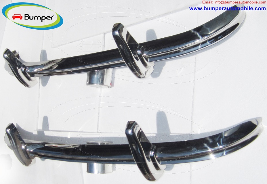 Austin Healey 3000 MK1 MK2 MK3 and 100/6 bumpers