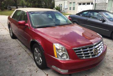 Cadillac DTS – $1950 (Kissimmee)