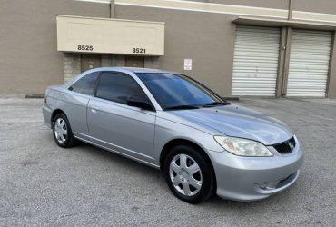 Honda Civic – $2600 (Doral)