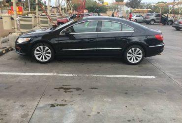Volkswagen CC 2010 black – $4500 (Miami Beach)