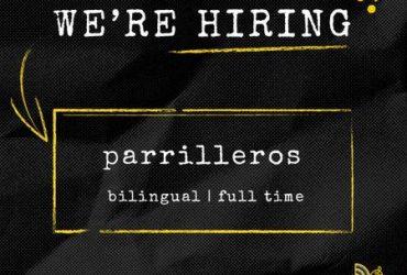 Parrilleros, Linecooks, y cashiers DORAL YARD! (Doral)