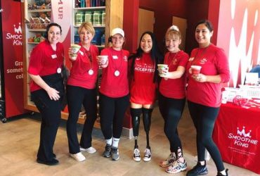 $12 / Hour Smoothie King Team Member (Mount Pleasant, SC – Patriots Point)