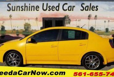 2007 Nissan Sentra SE-R Spec V *Transmission Noise Only $1499 Cash – $1499