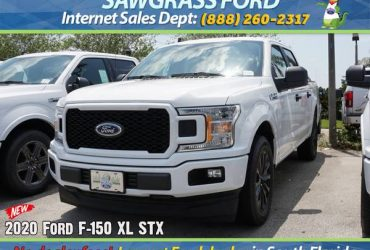 New! 2020 Ford F-150 XL STX – Stock # 82972 F150 Financing available – $35343 (📞954-851-9084 📞)