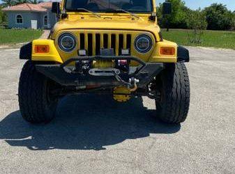2002 Jeep Wrangler 4×4 4.0l sport – $10500 (Homestead)