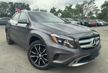 2016 Mercedes-Benz GLA250 4matic – $16,990** – $16990 (PLANTATION, FL)