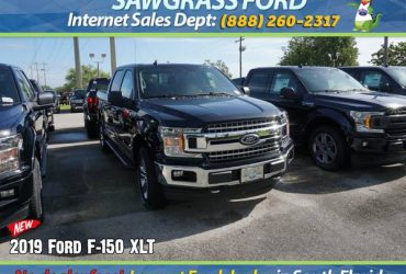 New! 2019 Ford F-150 XLT – Stock # 82053 F150 F150 Financing available – $44801 (📞954-851-9084 📞)