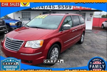 2009 Chrysler Town & Country 4dr Wgn Limited – $4750 (2009 Chrysler Town & Country 4dr Wgn Limited)