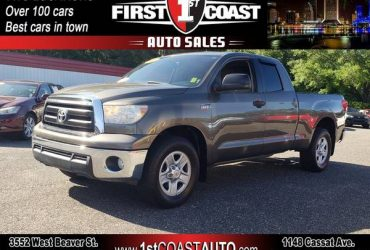 WE APPROVE EVERYONE! CREDIT SCORE DOES NOT MATTER!13 Toyota Tundra – $5000 (Jacksonville)