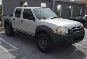 ******NISSAN FRONTIER, CLEAN TITLE, ONE OWNER, NO ACCIDENT******** – $4499 (MIAMI NW)