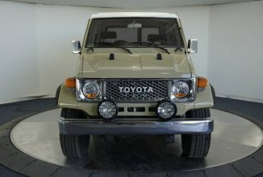 print 1987 Toyota Land Cruiser FJ73 in Excellent condition – $25000 (MIAMI)
