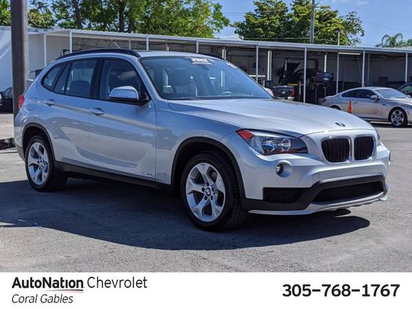 2015 BMW X1 sDrive28i SKU:FV314878 SUV – $12465 (Call *305-768-1767* for Instant Availability)