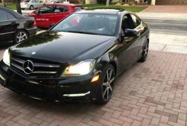 Mercedes Benz c250 – $17500 (miramar)
