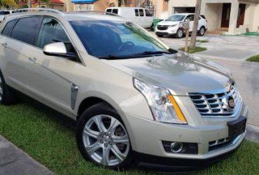 Cadillac SRX Premium Collection 2015 – $12900