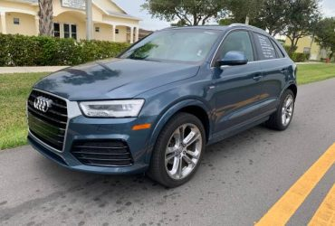 2016 AUDI Q3 S-LINE S LINE LOADED, EVERYONE APPROVED q5 – $13990 (305-934-9804 IVAN)