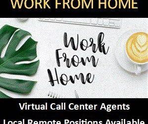 CALL NOW **** Local Call Center Hiring Agents to Work From Home (Orlando, Ocoee, Apopka, Winter Garden, Metrowest)