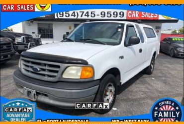 2004 Ford F-150 Heritage Supercab 139 XL – $3994 (2004 Ford F-150 Heritage Supercab 139 XL)