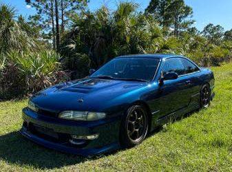 🔥 JDM RHD 1994 Nissan Silvia S14 Turbo 🔥 – $18300 (Pembroke Pines)