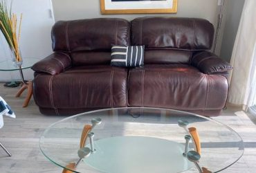 Recliner Sofa in Working Condition (Miami Beach)