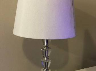 FREE: Safavieh Lamps – Set of Two (PICK UP SATURDAY) (Brooklyn)
