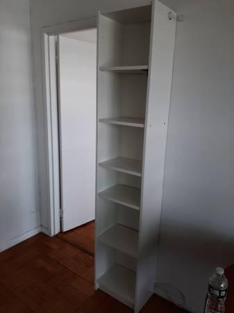 Bookshelves (Greenwich Village)