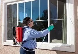 Pest control tech start today will train (Hillsborough)