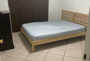 $600 Room for rent with bath private very clean / rento habitación con baño privad (Miami)