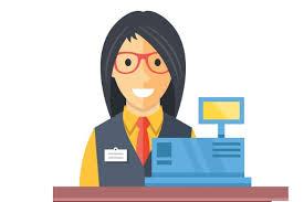 Sales counter position (Wildwood)
