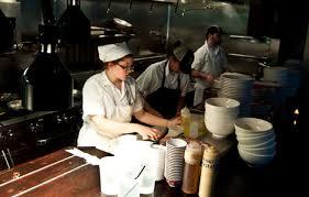 Dishwasher and Line Cooks (Atlantis)