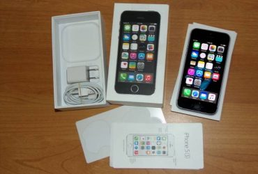 Iphone 5S unlocked 16gb excellent conditions w box and docs – $90 (downtown Orlando)
